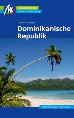 Cover-Bild Dominikanische Republik Reiseführer Michael Müller Verlag
