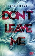 Cover-Bild Don't LEAVE me