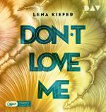 Cover-Bild Don't LOVE me (Teil 1)