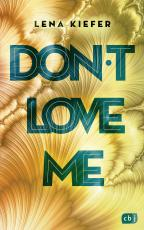 Cover-Bild Don't LOVE me