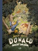 Cover-Bild Donald macht Urlaub