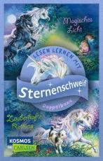 Cover-Bild Doppelband für Erstleser*innen - Sternenschweif: Magisches Licht / Zauberhafte Rettung
