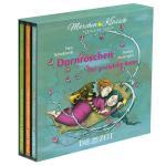 Cover-Bild Dornröschen, Der gestiefelte Kater, Aschenputtel, Schneewittchen, Hänsel und Gretel, Rotkäppchen - Die ZEIT-Edition (3 CDs)