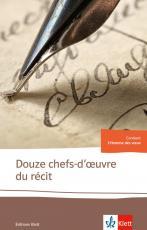 Cover-Bild Douze chefs-d'oeuvre du récit