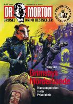 Cover-Bild Dr. Morton 52: Grimsbys Mörderbande