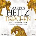 Cover-Bild Drachen. Die komplette Saga (Die Drachen-Reihe)