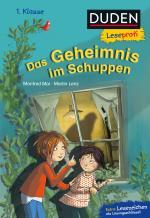 Cover-Bild Duden Leseprofi – Das Geheimnis im Schuppen, 1. Klasse
