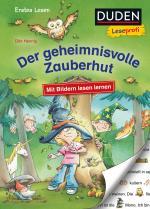 Cover-Bild Duden Leseprofi – Mit Bildern lesen lernen: Der geheimnisvolle Zauberhut, Erstes Lesen