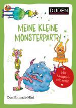 Cover-Bild Duden Minis (Band 44) - Meine kleine Monsterparty