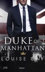 Cover-Bild Duke of Manhattan