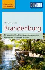 Cover-Bild DuMont Reise-Taschenbuch Reiseführer Brandenburg