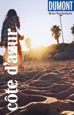 Cover-Bild DuMont Reise-Taschenbuch Reiseführer Cote d'Azur