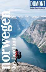Cover-Bild DuMont Reise-Taschenbuch Reiseführer Norwegen, Das Fjordland