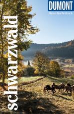 Cover-Bild DuMont Reise-Taschenbuch Schwarzwald
