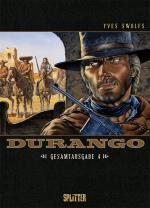 Cover-Bild Durango. Gesamtausgabe Band 4