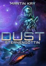 Cover-Bild DUST 6: Sternengöttin