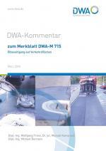 Cover-Bild DWA-Kommentar zum Merkblatt DWA-M 715 Ölbeseitigung auf Verkehrsflächen