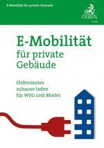 Cover-Bild E-Mobilität für private Gebäude