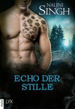 Cover-Bild Echo der Stille