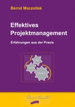 Cover-Bild Effektives Projektmanagement