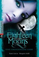 Cover-Bild Eighteen Moons - Eine grenzenlose Liebe