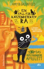 Cover-Bild Ein Fall für Katzendetektiv Ra, Das verschwundene Amulett