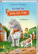 Cover-Bild Ein Fall für Sherlock Pony