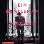 Cover-Bild Ein Gentleman in Moskau