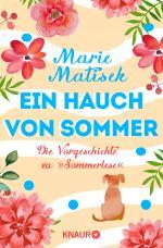 """Cover-Bild Ein Hauch von Sommer - Die Vorgeschichte zu """"Sommerlese"""""""