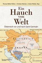 Cover-Bild Ein Hauch von Welt - Österreich vor und nach Saint Germain