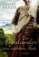 Cover-Bild Ein Highlander zur rechten Zeit