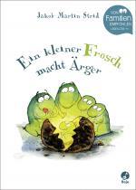 Cover-Bild Ein kleiner Frosch macht Ärger