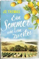 Cover-Bild Ein Sommer wie kein zweiter