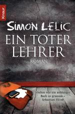 Cover-Bild Ein toter Lehrer
