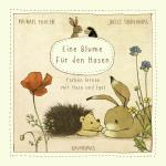 Cover-Bild Eine Blume für den Hasen (Pappbilderbuch)