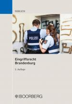 Cover-Bild Eingriffsrecht Brandenburg