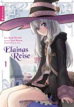 Cover-Bild Elainas Reise 01