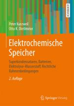 Cover-Bild Elektrochemische Speicher