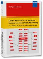 Cover-Bild Elektroinstallationen in baulichen Anlagen besonderer Art und Nutzung