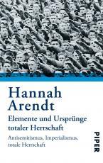 Cover-Bild Elemente und Ursprünge totaler Herrschaft