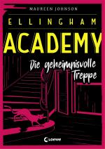 Cover-Bild Ellingham Academy - Die geheimnisvolle Treppe