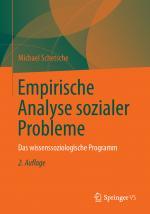 Cover-Bild Empirische Analyse sozialer Probleme