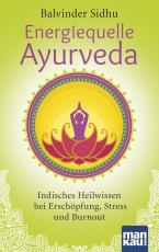Cover-Bild Energiequelle Ayurveda
