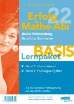 Cover-Bild Erfolg im Mathe-Abi 2022 Lernpaket 'Basis' Baden-Württemberg Berufliche Gymnasien