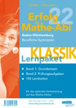 Cover-Bild Erfolg im Mathe-Abi 2022 Lernpaket 'Klassik' Baden-Württemberg Berufliche Gymnasien