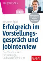 Cover-Bild Erfolgreich im Vorstellungsgespräch und Jobinterview