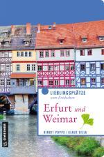 Cover-Bild Erfurt und Weimar