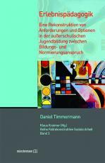Cover-Bild Erlebnispädagogik