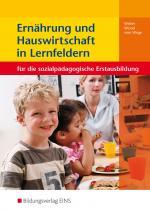Cover-Bild Ernährung und Hauswirtschaft in Lernfeldern für die sozialpädagogische...