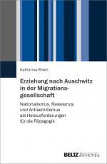 Cover-Bild Erziehung nach Auschwitz in der Migrationsgesellschaft